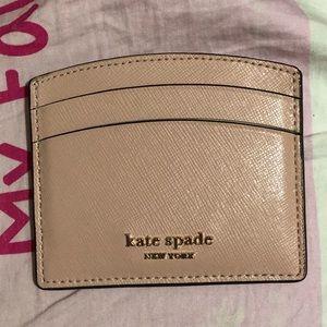 Kate Spade Rosycheeks Spencer Card Holder
